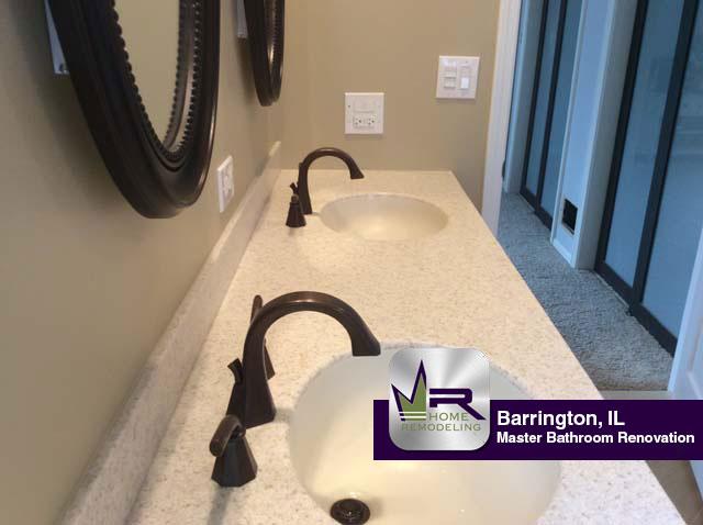 Bathroom Remodel - 25625 North Oak Ct, North Barrington, IL 60010 by Regency Home Remodeling
