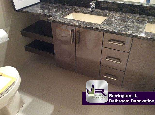 Bathroom Remodel - 12 Turning Shore Dr, Barrington, IL 60010 by Regency Home Remodeling