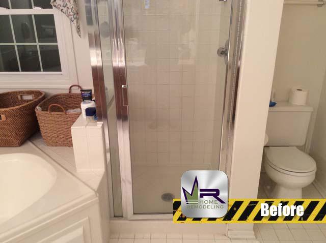 Bathroom Remodel - 605 Mayfair Ln, Buffalo Grove, IL 60089 by Regency Home Remodeling