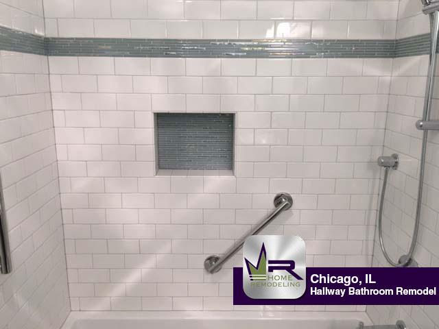 Bathroom Remodeling Chicago Model bathroom remodel in chicago, il - regency home remodeling