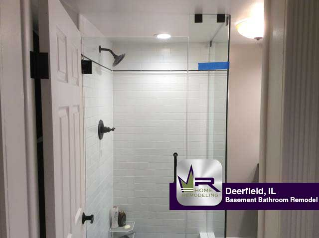 Bathroom Remodel - 854 Central Ave, Deerfield, IL 60015 by Regency Home Remodeling