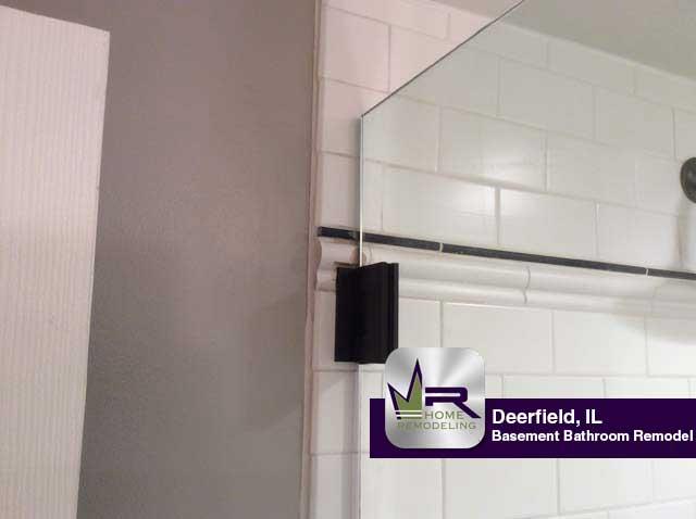 basement bathroom remodel in deerfield regency home remodeling basement bathroom remodel in deerfield