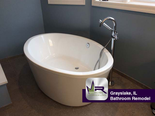 Bathroom Remodel - 528 Kelly Ave, Grayslake, IL 60030 by Regency Home Remodeling