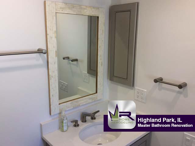 Bathroom Remodel - 1096 Kent Ave, Highland Park, IL 60035 by Regency Home Remodeling
