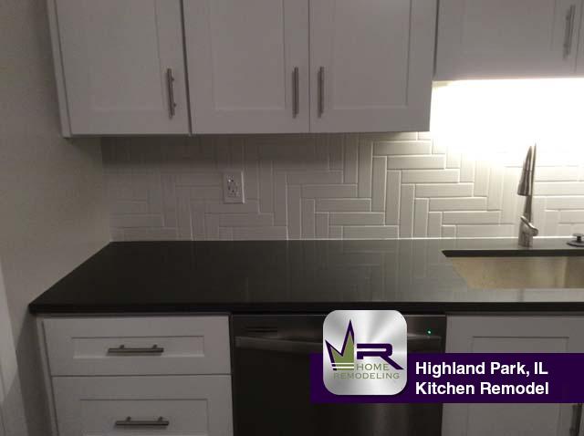 Kitchen Remodel - 631 Washington Pl, Highland Park, IL 60035 by Regency Home Remodeling
