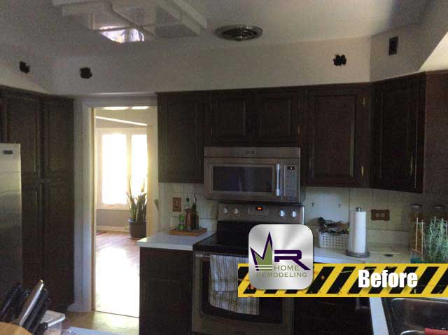 Kitchen Remodel - 814 Timberhill Rd, Highland Park, IL 60035 by Regency Home Remodeling