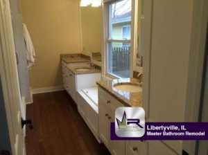 The Homeowner Desired A Change In The Layout Of Their Master Bedroom And  Closet Area. The Desired Change Was The Expansion Of A Bathroom While  Changing The ...