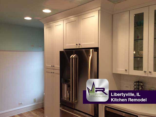 Kitchen Remodel - 215 Broadway St, Libertyville, IL 60048 by Regency Home Remodeling