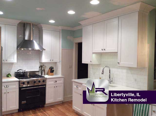 Kitchen Remodel In Libertyville Il Regency Home Remodeling