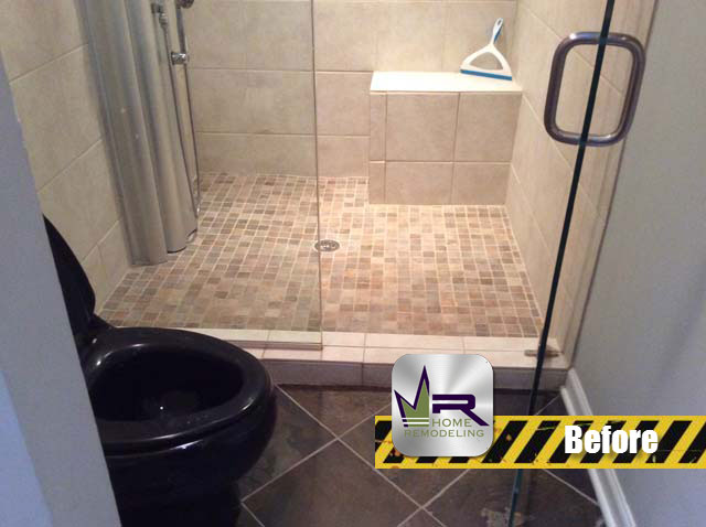 Bathroom Remodel - 831 Suffield Sq, Lincolnshire, IL 60069 by Regency Home Remodeling