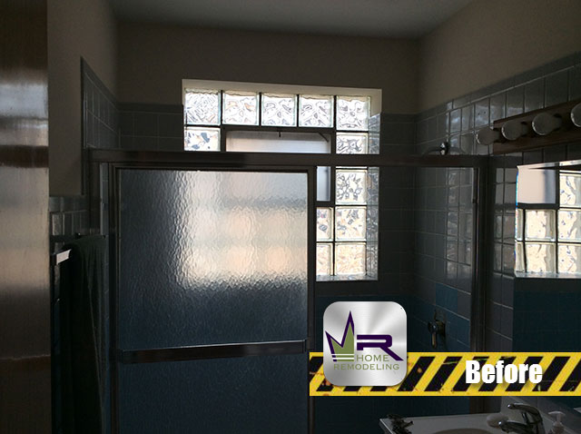 Jefferson Park Bathroom Remodel - 5218 Goodman Ave, Chicago, IL 60630 by Regency Home Remodeling