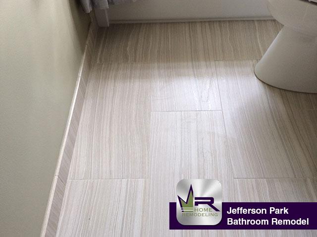 Bathroom Remodel In Jefferson Park Regency Home Remodeling