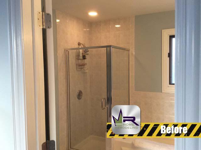 Bathroom Remodel - 1029 Prairie Ave, Park Ridge, IL 60068 by Regency Home Remodeling