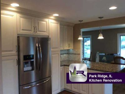 Kitchen Remodel - 1014 North Clifton Ave, Park Ridge, IL 60068 by Regency Home Remodeling