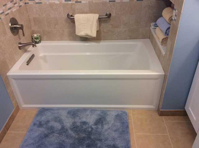 Bathroom Remodel - 2619 N. Ashland Ave, Chicago, IL 60614 by Regency Home Remodeling