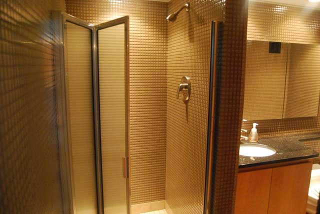 Chicago Loop Bathroom Remodel - 200 N Dearborn St, Chicago, IL 60610 by Regency Home Remodeling