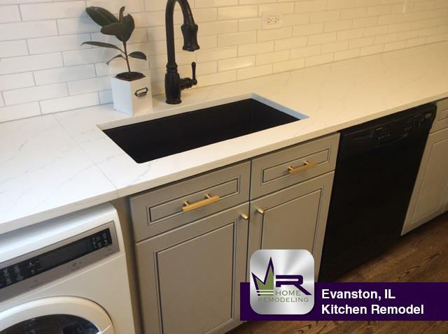 Kitchen Remodel - 2018 Sherman Ave, Evanston, IL 60201 by Regency Home Remodeling