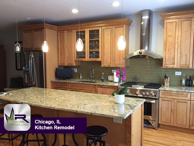 Kitchen Remodel - 1759 N Fairfield Ave, Chicago, IL 60647 by Regency Home Remodeling