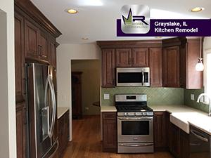 Kitchen Remodel in Grayslake, IL - Regency Home Remodeling