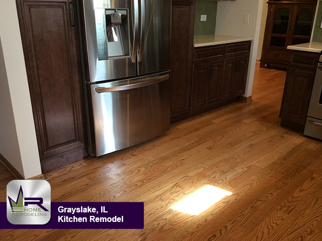 Kitchen Remodel - 463 Wicks St, Grayslake, IL 60030 by Regency Home Remodeling