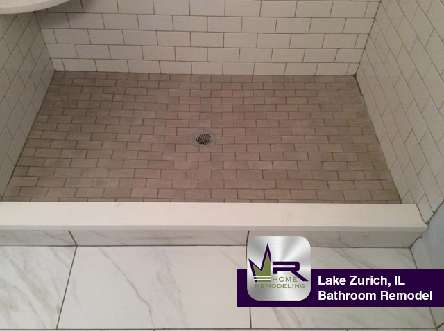 Bathroom Remodel - 1120 Chelsea Dr, Lake Zurich, IL 60047 by Regency Home Remodeling