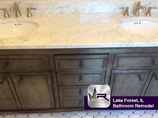 Bathroom Remodel In Lake Forest IL Regency Home Remodeling - Bathroom remodeling lake county il