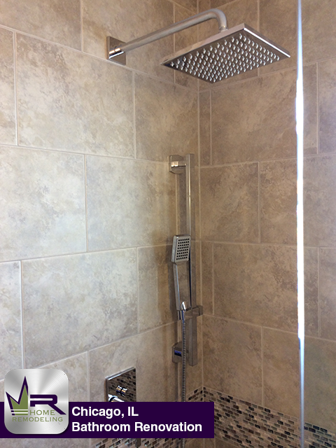 Bathroom Remodel - 2518 N Monticello Ave, Chicago, IL 60647 by Regency Home Remodeling