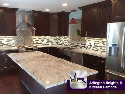 Kitchen Remodel - 3247 N Volz Dr W, Arlington Heights, IL 60004 by Regency Home Remodeling