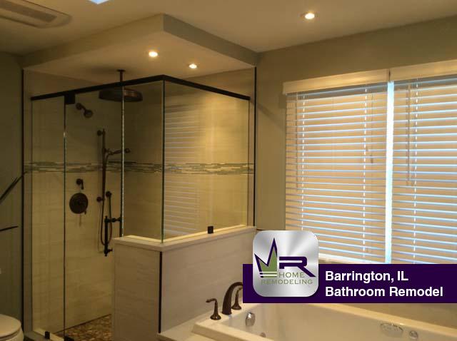 Bathroom Remodel - 151 Deer Ln, Barrington, IL 60010 by Regency Home Remodeling