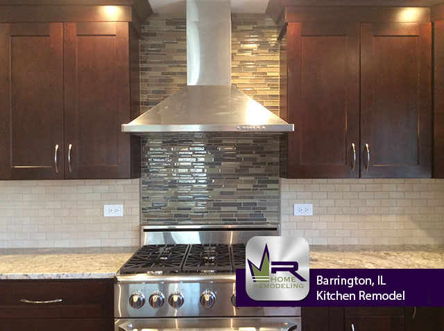 Kitchen Remodel - 23546 North Meadow Ln, Barrington, IL 60010 by Regency Home Remodeling