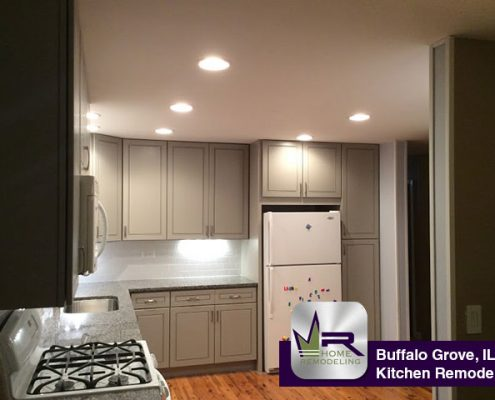 Kitchen Remodel - 3 Arbor Ct, Buffalo Grove, IL 60089 by Regency Home Remodeling