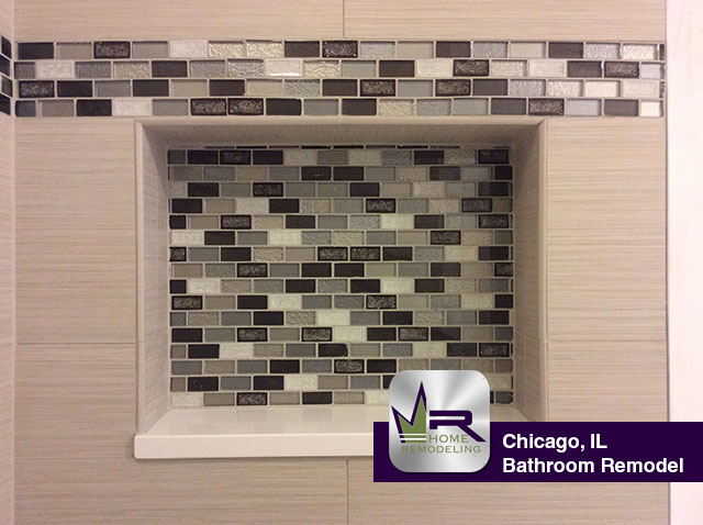 Bathroom Remodel - 3753 W. Byron St, Chicago, IL 60618 by Regency Home Remodeling