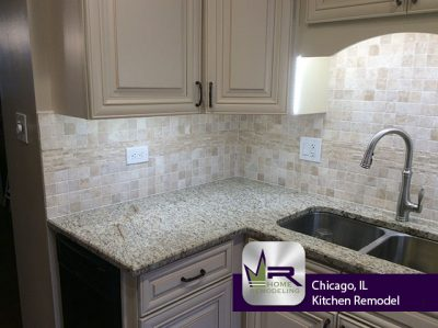 Kitchen Remodel - 6126 N. Avondale St, Chicago, IL 60631 by Regency Home Remodeling
