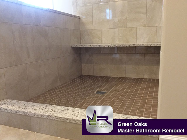 Bathroom Remodels In Green Oaks IL Regency Home Remodeling - Daltile elk grove village il