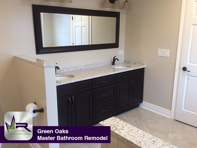 Bathroom Remodel - 3100 Prairie Ridge Rd, Green Oaks, IL 60048 by Regency Home Remodeling