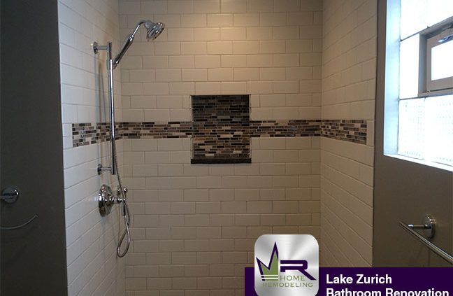 Bathroom Remodel - 676 Red Bridge Ln, Lake Zurich, IL 60047 by Regency Home Remodeling