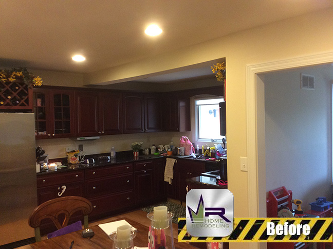 Kitchen Remodel - 157 Adler Dr, Libertyville, IL 60048 by Regency Home Remodeling