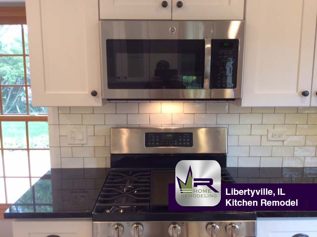Kitchen Remodel - 906 Warwick Ln, Libertyville, IL 60048 by Regency Home Remodeling