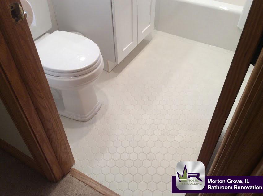 Bathroom Remodel - 1525 Churchill St, Morton Grove, IL 60053 by Regency Home Remodeling