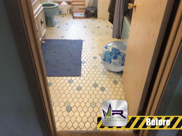 Bathroom Remodel - 900 South Waverly Pl, Mount Prospect, IL 60056 by Regency Home Remodeling