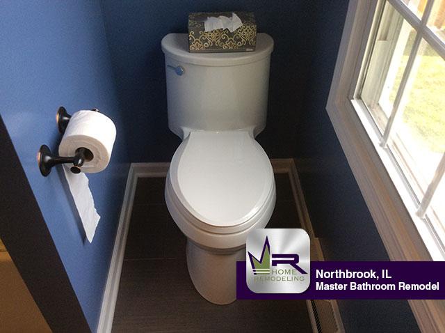 Master Bathroom Remodel In Northbrook Regency Home