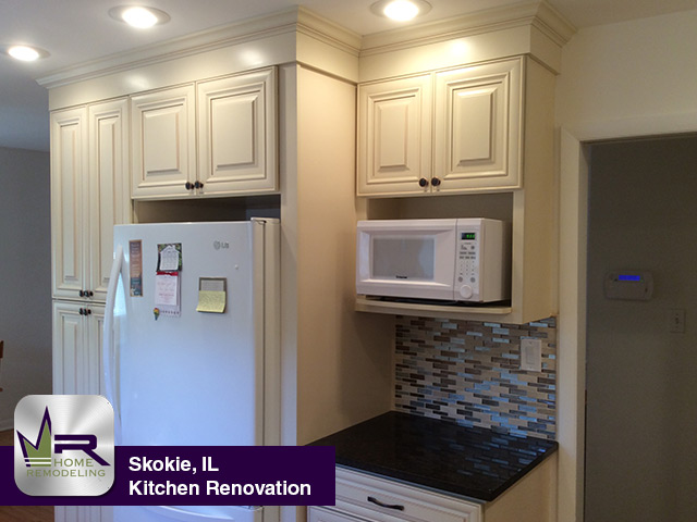 Kitchen Remodel - 4000 Crain St, Skokie, IL 60067 by Regency Home Remodeling