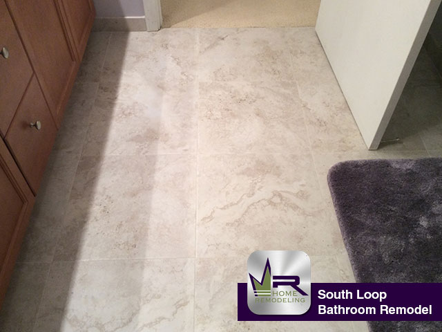 South Loop Bathroom Remodel - 1111 S State St, Chicago, IL 60605 by Regency Home Remodeling