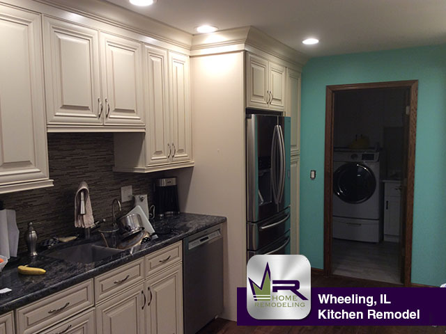 Kitchen Remodel - 1327 Fairfield Ct, Wheeling, IL 60090 by Regency Home Remodeling