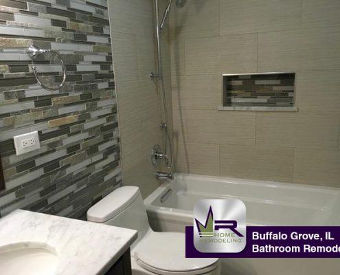 Bathroom Remodel - 4 Villa Verde Dr, Buffalo Grove, IL 60089 by Regency Home Remodeling