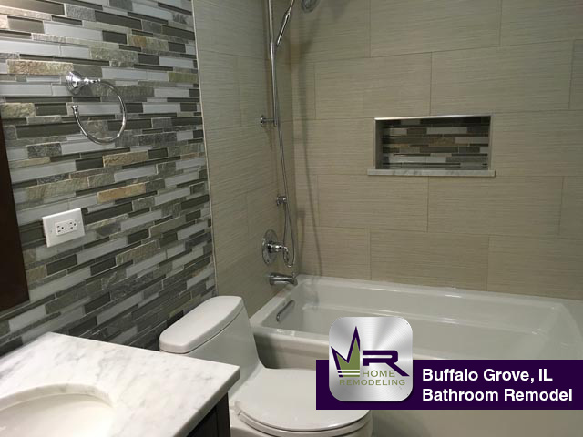 Bathroom Remodel - 4 Villa Verde Dr, Buffalo Grove, IL 60089 by Regency Home Remodeling