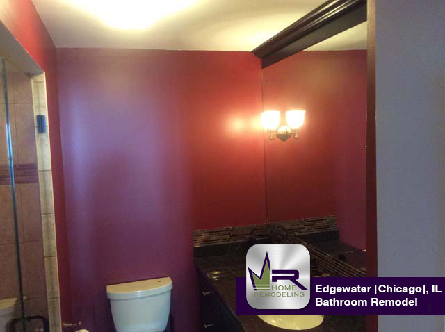 Edgewater Bathroom Remodel - 6033 North Sheridan Rd, Chicago, IL 60660 by Regency Home Remodeling