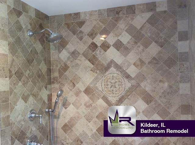 Bathroom Remodel - 21660 W Hilandale Ct, Kildeer, IL 60047 by Regency Home Remodeling