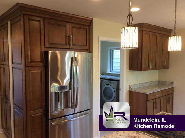 Kitchen Remodel - 211 Ambria Dr, Mundelein, IL 60060 by Regency Home Remodeling