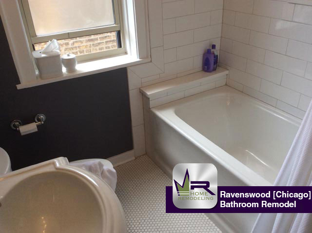Bathroom Remodel In Ravenswood Regency Home Remodeling Delectable Bath Remodeling Chicago Collection